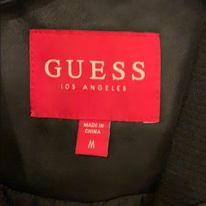 Guess Jackets & Coats - Women's GUESS quilted leather jacket